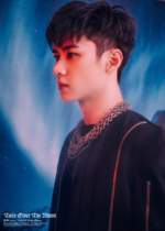 WayV Kun Take Over the Moon teaser photo 2