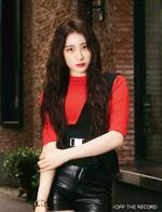 IZONE Lee Chae Yeon Vampire concept photo
