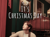 It's Christmas Day