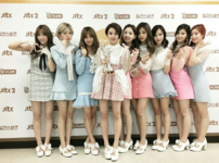TWICE Golden Disc Awards 2017 Pt 1