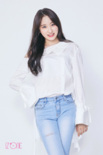 IZONE Lee Chae Yeon official profile photo