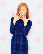 Lovelyz Jin R U Ready promo photo