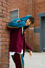Stray Kids Woojin I Am Who promo photo 3