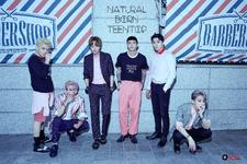 TEEN TOP Natural Born Teen Top group photo