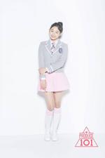 Kang Mina Produce 101 profile photo