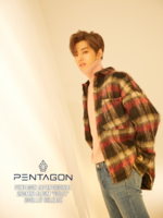 PENTAGON Hongseok Violet teaser photo