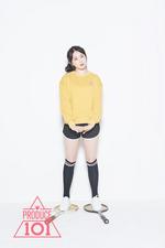 Produce 101 Kim Yunji promo photo 6