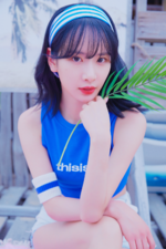 WJSN SeolA For the Summer concept photo