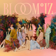 IZ*ONE BLOOM*IZ digital cover art