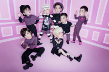 Block B HER group photo