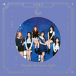 GFRIEND Time For The Moon Night Album Cover