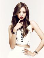 I.O.I Nayoung Whatta Man promo photo