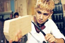 SEVENTEEN Mingyu Going Seventeen promo photo 2