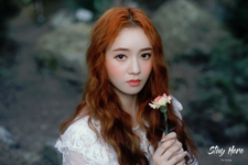 Sojung Stay Here promo photo