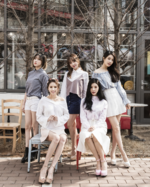 FIESTAR A Delicate Sense group photo