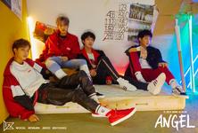 IZ Angel group promo photo