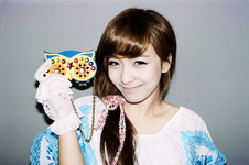 F(x) Luna Electric Shock promotional photo 3