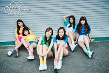 GFriend LOL Group Photo 3