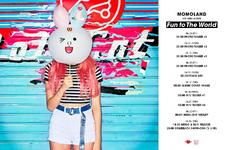 MOMOLAND Fun to The World comeback scheduler