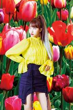 TWICE Mina Fancy You promotional photo