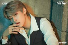 1THE9 Yoo Yong Ha Turn Over concept photo 1
