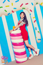 Mina Gugudan 5959 Ice Chu Promo 2