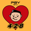 PSY 4x2 8 album cover