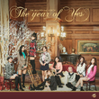TWICE The Year of Yes digital cover art