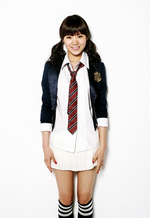 After School Lizzy reveal photo