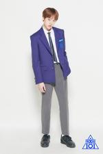 Nam Do Hyon Produce X 101 promotional photo