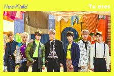 Newkidd debut single album group concept photo 2