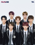 VERIVERY Face Me group concept photo 2
