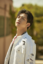GOT7 Jinyoung 7 for 7 promo photo