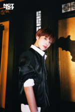 NCT 127 Jungwoo Neo Zone concept photo (6)