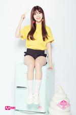 Na Go Eun Produce 48 promotional photo 6