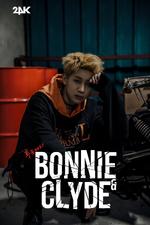 24K Jinhong Bonnie & Clyde promo photo