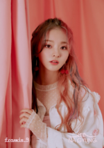 Fromis 9 Nagyung From.9 promo photo