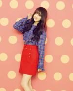 Lovelyz Kei R U Ready promo photo