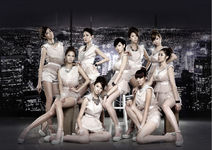 Nine Muses No Playboy group photo