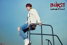 UP10TION Sunyoul Burst pre album photo