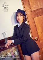 GFRIEND Eunha Time for the Moon Night promo photo 3