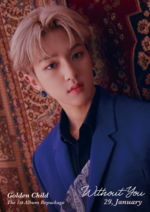 Golden Child Jae Hyun Without You concept photo 1