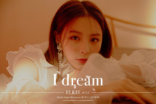 Elkie I dream promo photo 2