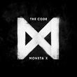 MONSTA X The Code digital cover art