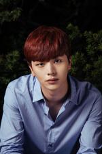 BTOB-BLUE Yook Sung Jae When It Rains special image
