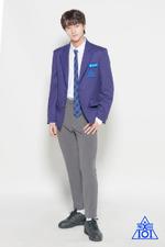 Cha Jun Ho Produce X 101 promotional photo