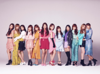 IZONE I Want To Say I Like You group promo photo