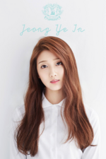 Lovelyz Jeong Ye In Hi concept photo