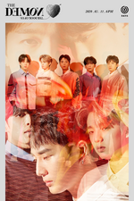 DAY6 The Book of Us The Demon group concept photo (3)