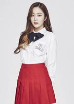 Eunwoo PLEDIS Girlz Promo